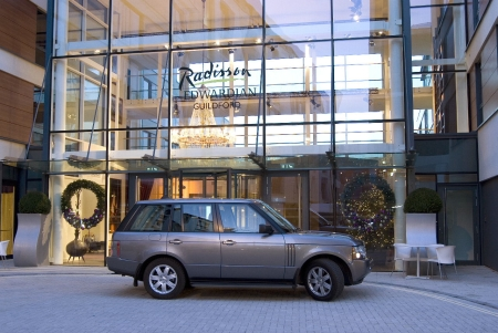 Radisson hotel Guildford