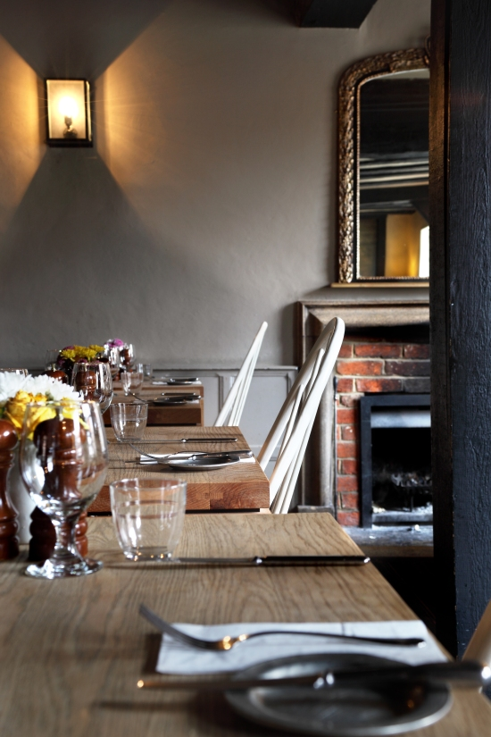 The Crown Amersham, We Love Food, It's All We Eat