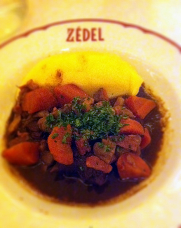 Boeuf Bourguignon Brasserie Zedel We Love Food, It's All We Eat