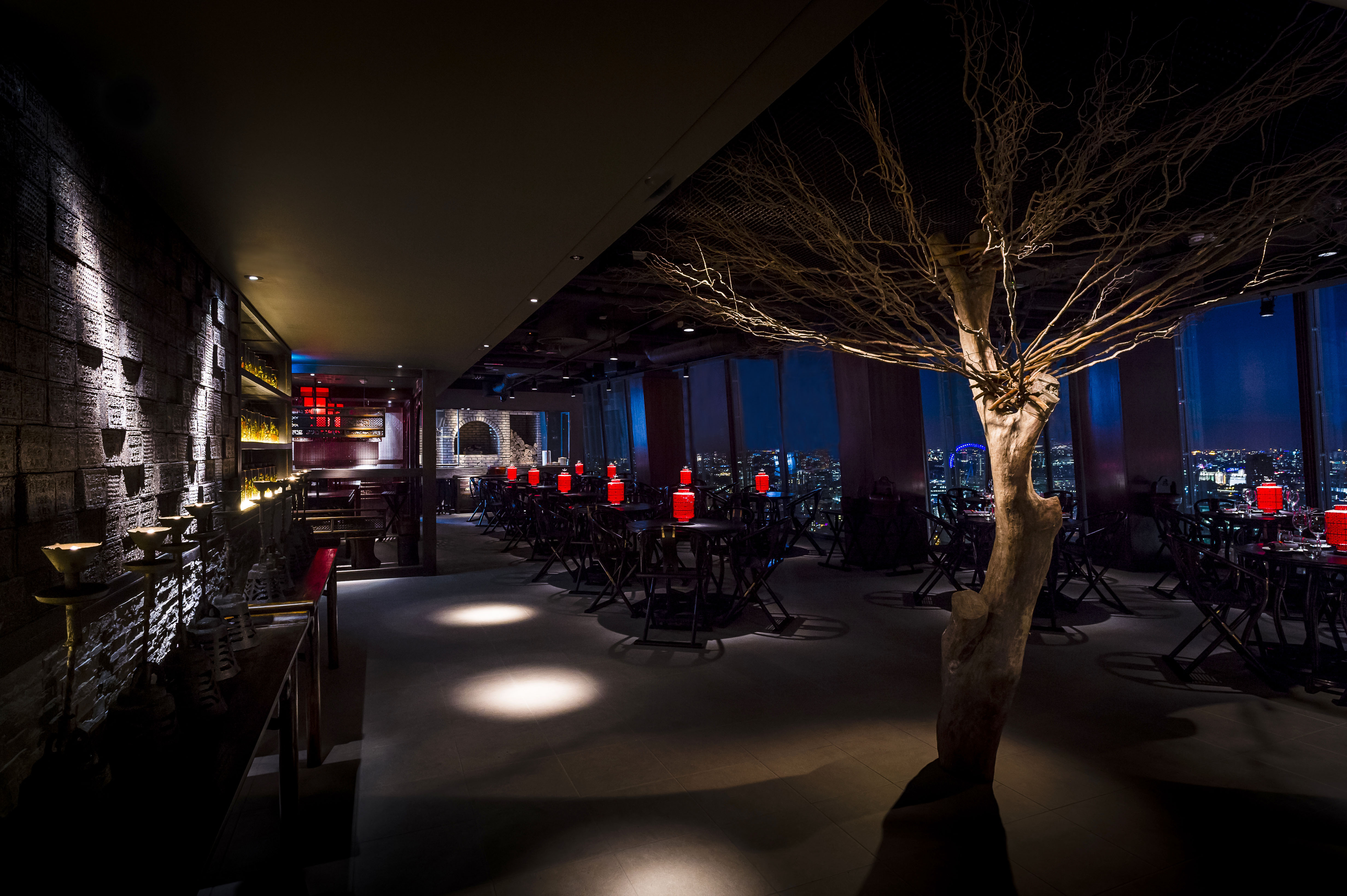 Hutong right up our alley at the shard level