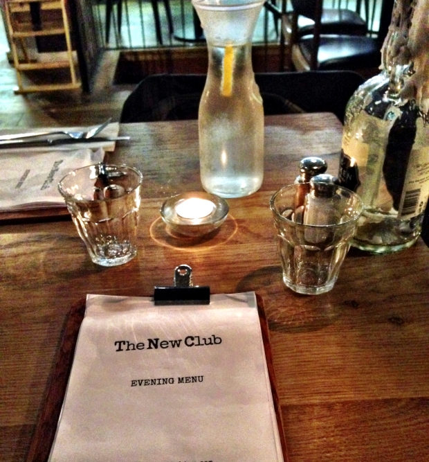 The New Club Brighton, We Love Food, It's All We Eat