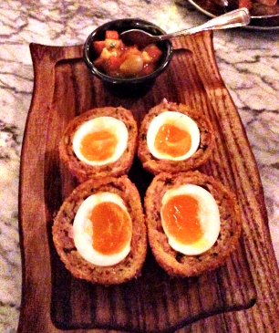 Lanes of London | We Love Food, It's All We Eat | Scotch egg