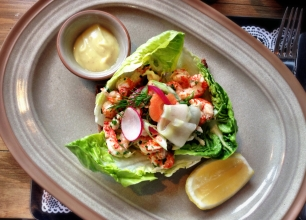 Scran and Scallie | Tom Kitchin | Crayfish | Edinburgh | We Love Food, It's All We Eat