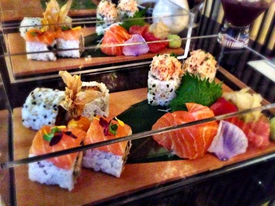 Sakura | Sake No Hana | Sushi | Cherry blossom | We Love Food, It's All We Eat