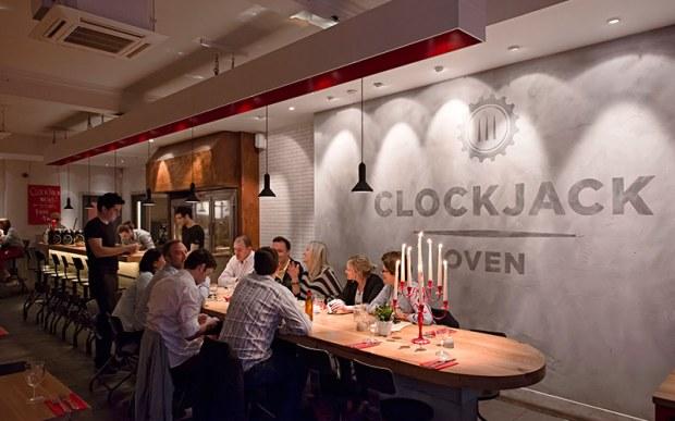 CLOCKJACK OVEN | INTERIOR | WE LOVE FOOD, IT'S ALL WE EAT