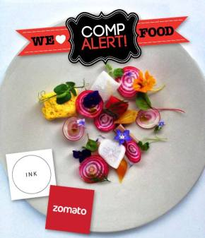 ZOMATO | INK RESTAURANT | WE LOVE FOOD, IT'S ALL WE EAT