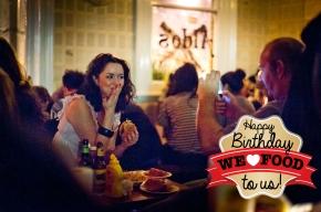 WE LOVE FOOD, IT'S ALL WE EAT | MEATEASY | PAUL WINCH-FURNESS
