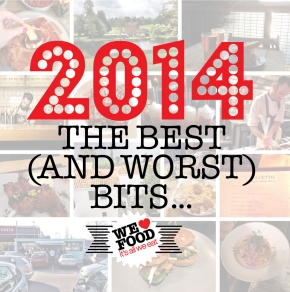 2014 - The Best (And Worst) Bits   We Love Food, It's All We Eat