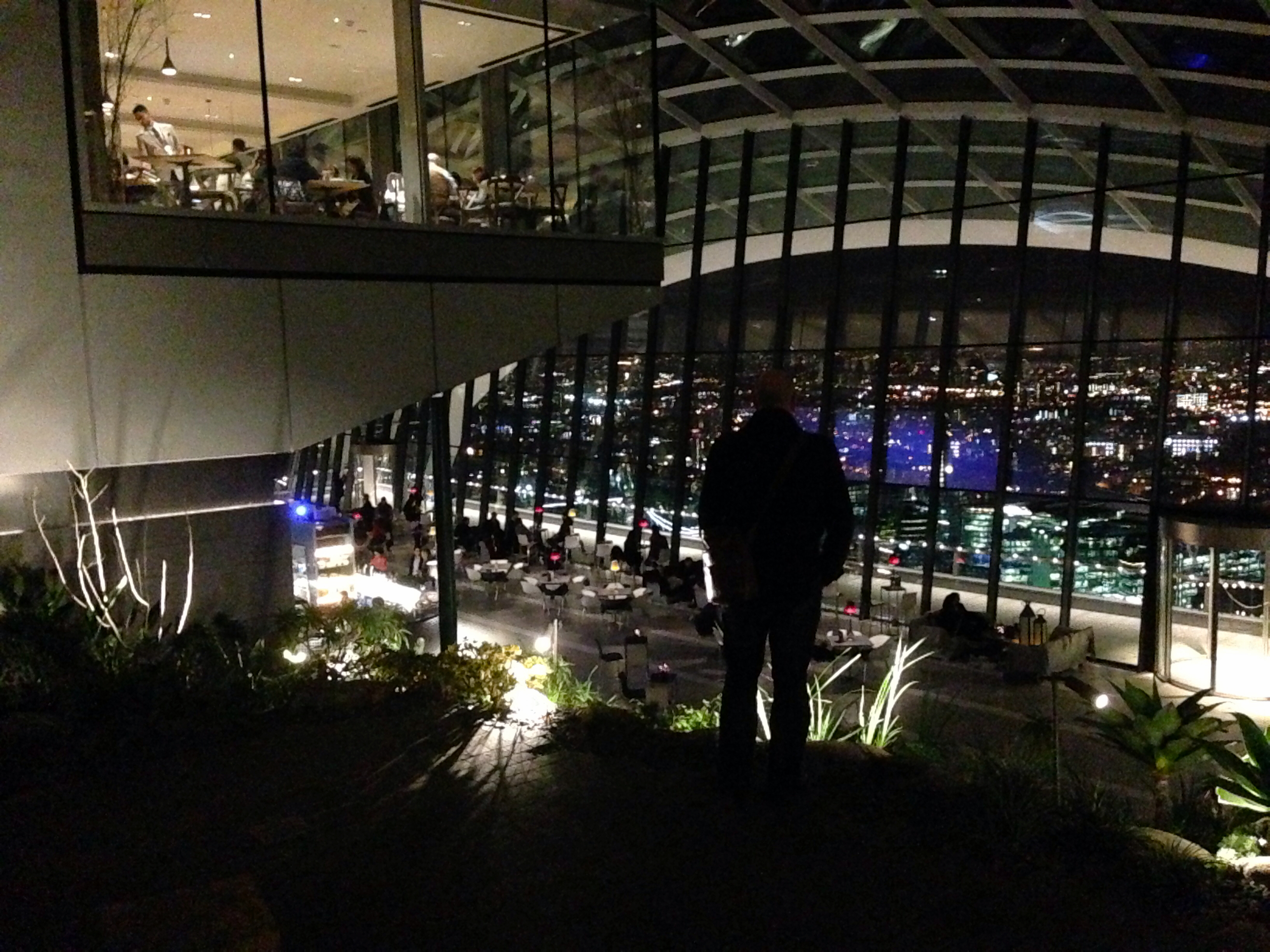 A Natural Selection Darwin Brasserie At The Sky Garden