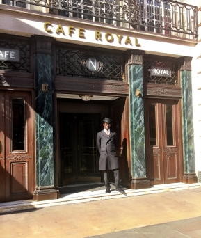 BRUNCH AT HOTEL CAFE ROYAL | WE LOVE FOOD, IT'S ALL WE EAT
