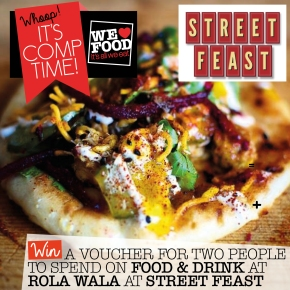 STREET FEAST COMP | WE LOVE FOOD