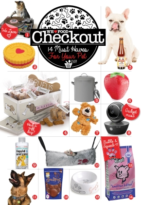 PETS | CHECKOUT | WE LOVE FOOD IT'S ALL WE EAT